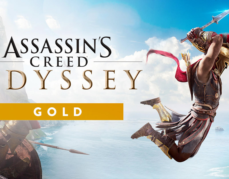 Assassin's Creed Odyssey - Gold Edition (Xbox One), Fast Paced Gifting , fastpacedgifting.com