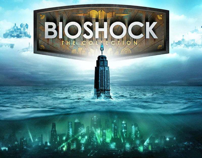 BioShock: The Collection (Xbox One), Fast Paced Gifting , fastpacedgifting.com