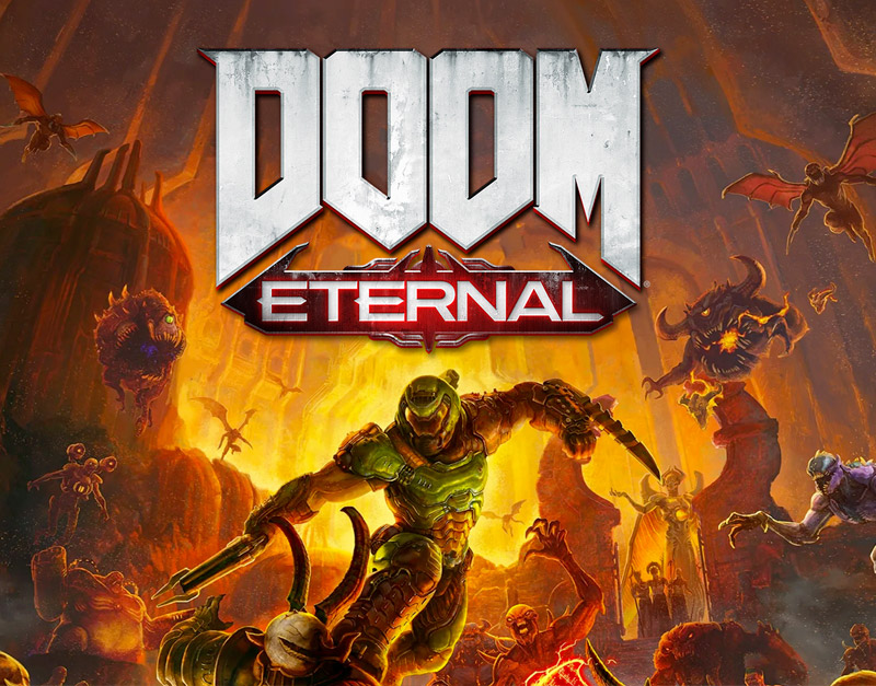 DOOM Eternal Standard Edition (Xbox One), Fast Paced Gifting , fastpacedgifting.com