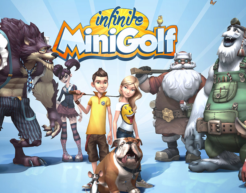 Infinite Minigolf (Xbox One), Fast Paced Gifting , fastpacedgifting.com