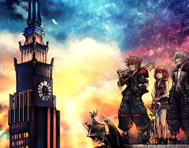 Kingdom Hearts 3 (Xbox One), Fast Paced Gifting , fastpacedgifting.com