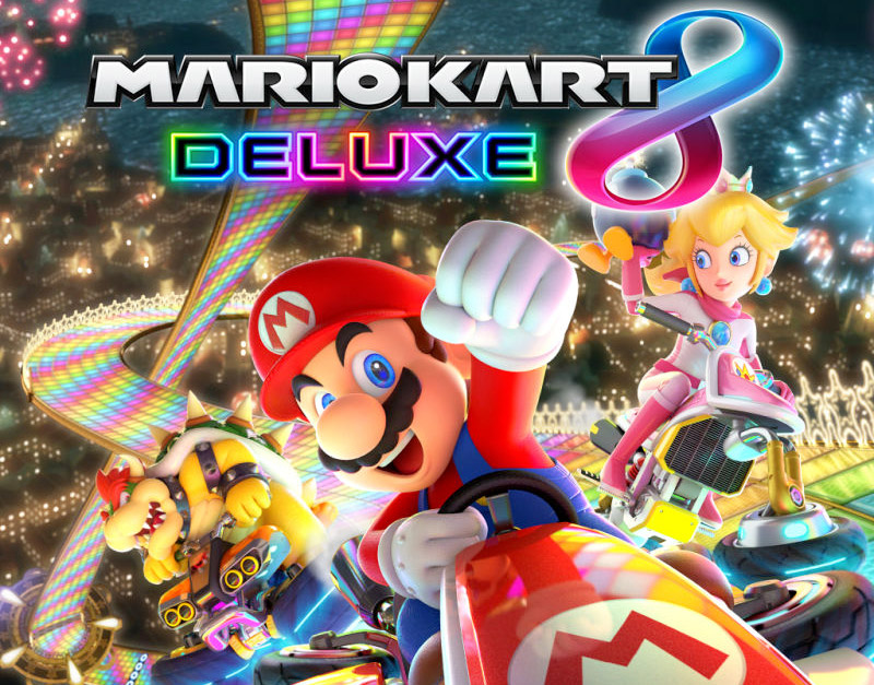 Mario Kart 8 Deluxe (Nintendo), Fast Paced Gifting , fastpacedgifting.com