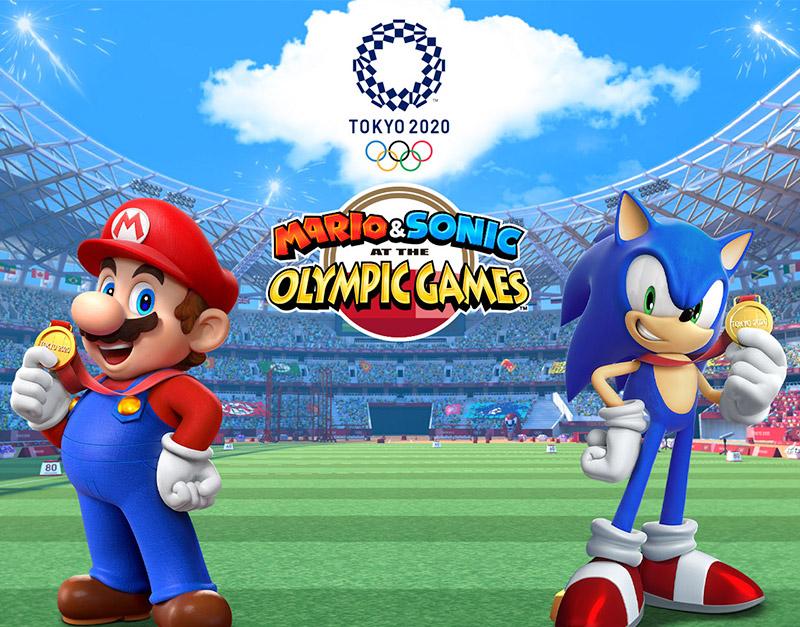 Mario & Sonic Tokyo 2020 (Nintendo), Fast Paced Gifting , fastpacedgifting.com