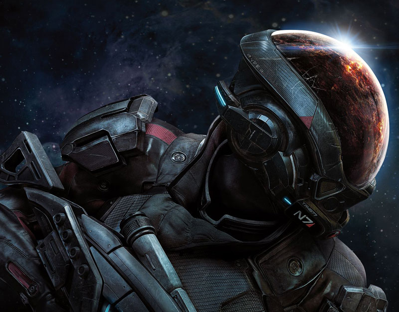 Mass Effect Andromeda - Standard Recruit Edition (Xbox One), Fast Paced Gifting , fastpacedgifting.com