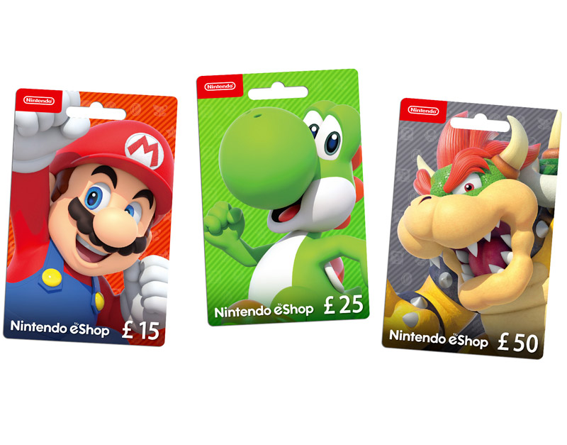 Nintendo eShop Gift Card, Fast Paced Gifting , fastpacedgifting.com