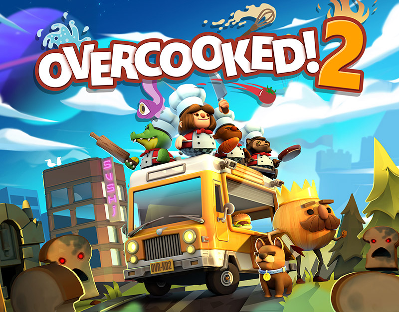 Overcooked! 2 (Nintendo), Fast Paced Gifting , fastpacedgifting.com