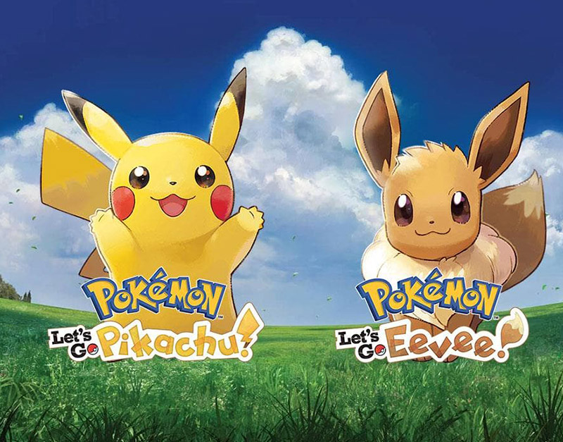 Pokemon Let's Go Eevee! (Nintendo), Fast Paced Gifting , fastpacedgifting.com