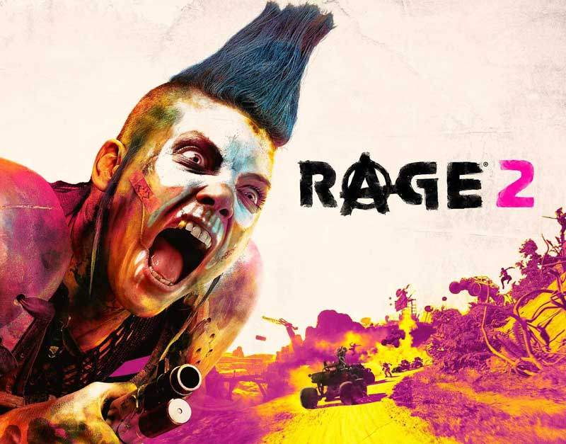 Rage 2 (Xbox One), Fast Paced Gifting , fastpacedgifting.com