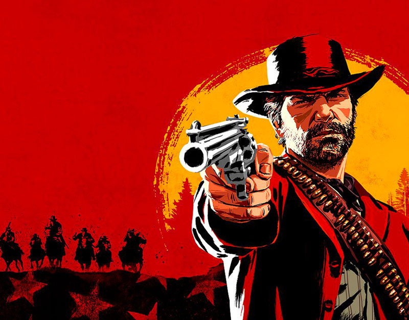 Red Dead Redemption 2 (Xbox One), Fast Paced Gifting , fastpacedgifting.com