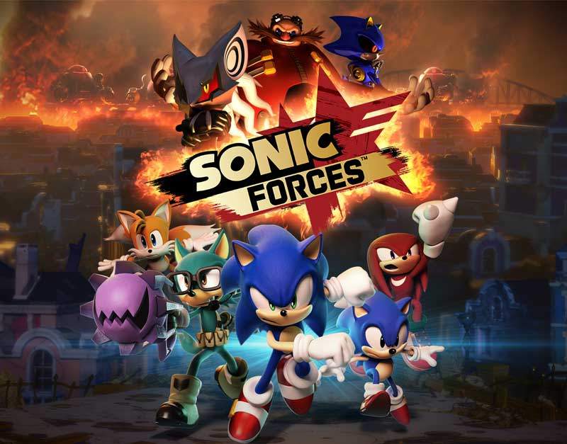 SONIC FORCES™ Digital Standard Edition (Xbox Game EU), Fast Paced Gifting , fastpacedgifting.com