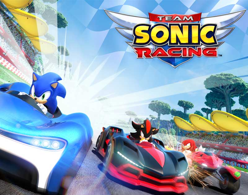Team Sonic Racing™ (Xbox Game EU), Fast Paced Gifting , fastpacedgifting.com