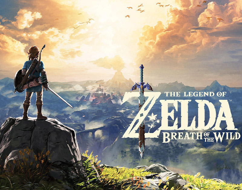 The Legend of Zelda: Breath of the Wild (Nintendo), Fast Paced Gifting , fastpacedgifting.com