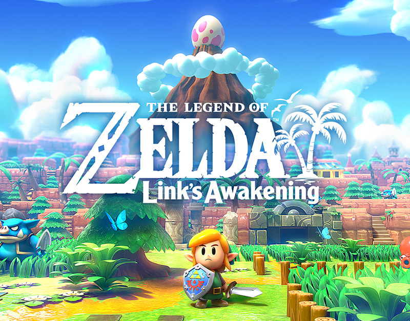 The Legend of Zelda: Link's Awakening (Nintendo), Fast Paced Gifting , fastpacedgifting.com