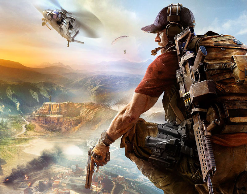 Tom Clancy's Ghost Recon Wildlands - Deluxe Edition (Xbox One), Fast Paced Gifting , fastpacedgifting.com