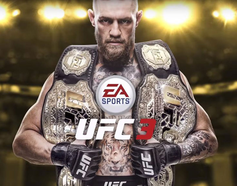 UFC 3 - Deluxe Edition (Xbox One), Fast Paced Gifting , fastpacedgifting.com